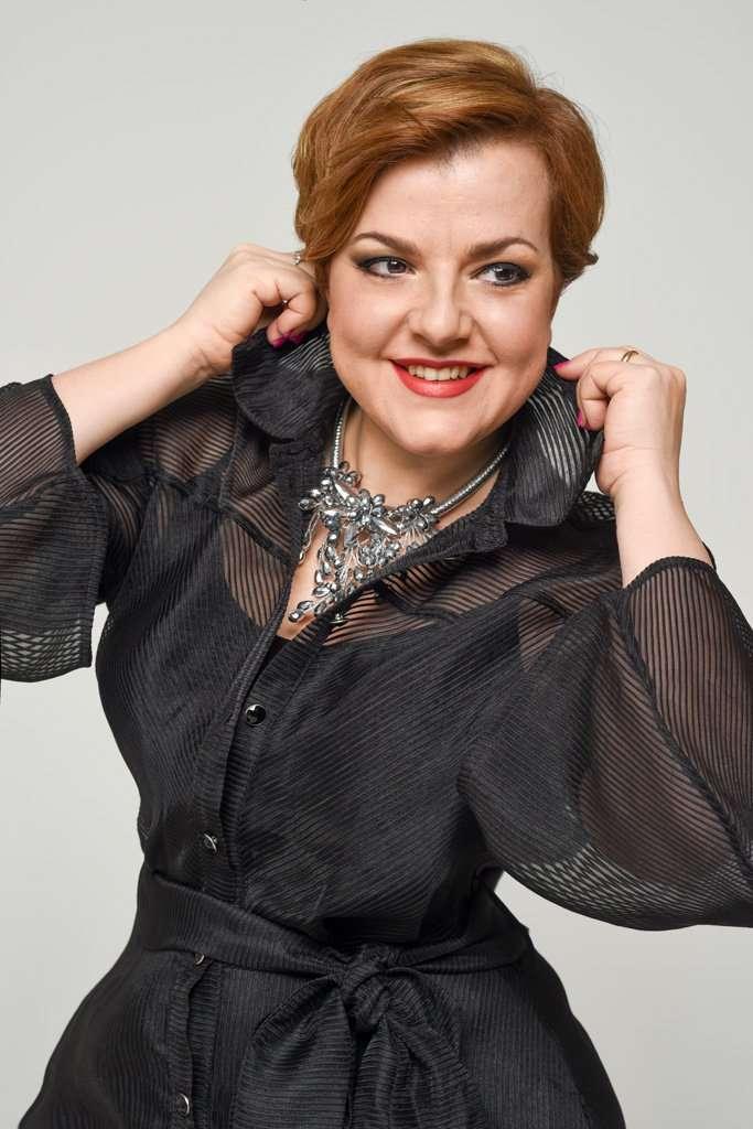 Silvia Beltrami – mezzosoprano